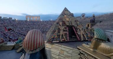 """96° ARENA DI VERONA OPERA FESTIVAL - """" Nabucco"""" di G. Verdi (12 luglio), """"Aida"""" di G. Verdi (22 Luglio). - di Federica Fanizza"""
