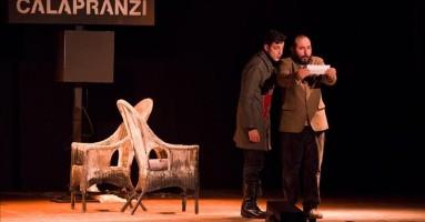 CALAPRANZI (IL) - regia Michelangelo Maria Zanghì