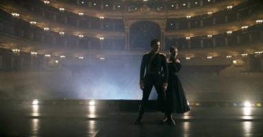 """Martedì 9 maggio la nuova avvincente produzione del Bolshoi Ballet """"Un eroe del nostro tempo"""" per la prima volta al cinema"""
