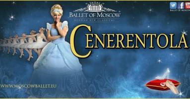 Ballet of Moscow Al Teatro Politeama Pratese  - Cenerentola, un balletto da favola