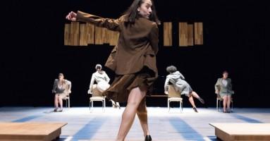 ACHTERLAND - coreografia Anne Teresa de Keersmaeker