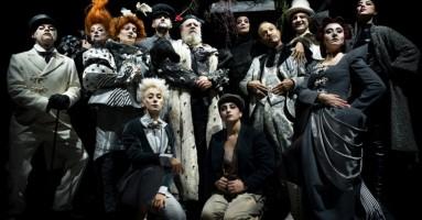 MISERIA E NOBILTÀ - regia Luciano Melchionna