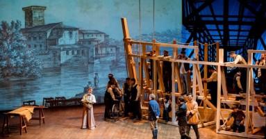 """Bergamo Festival Donizetti 2017 - """"Il Borgomastro di Saardam"""" di Gaetano Donizetti. -a cura di Federica Fanizza"""