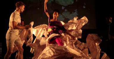ON FIRE, THE INVENTION OF TRADITION - coreografia Constanza Macras