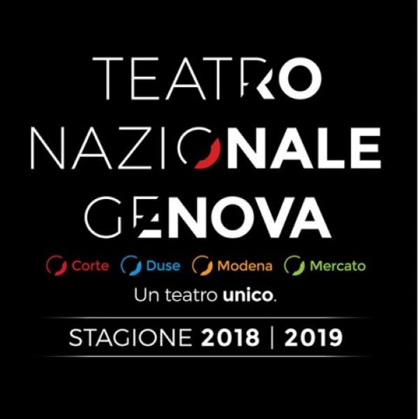 TEATRO NAZIONALE DI GENOVA : La stagione 2018_19