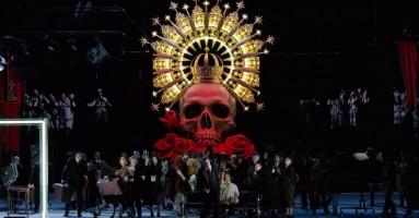 CITTÀ MORTE Op. 12 (LA) - regia Graham Vick