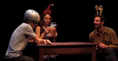 CLASSICA STORIA D'AMORE ETEROSESSUALE (UNA)  - regia Francesca Merli