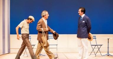 UOMO E GALANTUOMO - regia Alessandro D'Alatri