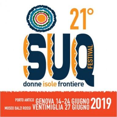 21° SUQ FESTIVAL 2019 – RASSEGNA TEATRO DEL DIALOGO : dal 14 al 24 giugno al Porto Antico di Genova