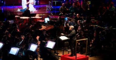 BERNSTEIN AT 100 - WEST SIDE STORY - direttore Antonio Pappano