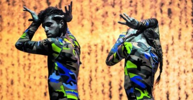 COME LE ALI 2° MEDITAZIONE SU CAINO E ABELE  - coreografia Roberto Zappalà