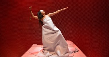 """FESTIVAL DEI DUE MONDI DI SPOLETO 2018 - """"PENELOPE"""", regia Matteo Tarasco con Teresa Timpano. - di Pierluigi Pietricola"""