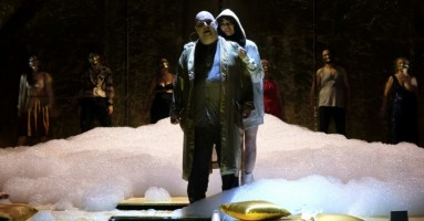 "POMPEII THEATRUM MUNDI 2019 - ""SATYRICON"", regia Andrea de Rosa. -di Giuseppe Distefano"