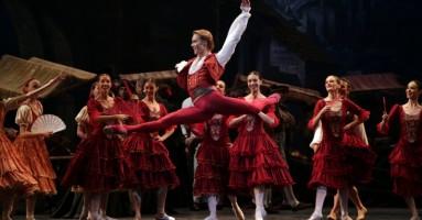 DON CHISCIOTTE - Coreografia di Rudolf Nureyev