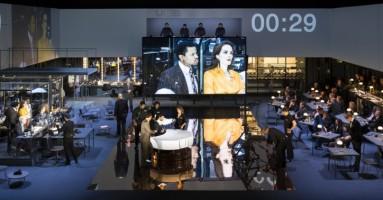 (LONDRA) Network (La rete) dal film di Paddy Chayefsky, versione teatrale di Lee Hall, regia di Ivo van Hove. -a cura di Beatrice Tavecchio