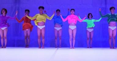 38° EDIZIONE del FESTIVAL ORIENTE OCCIDENTE A ROVERETO - La Via della Seta: La danza contemporanea nelle visioni dall'Estremo oriente. -di Federica Fanizza
