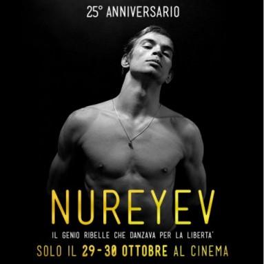 """29 e 30 ottobre ARRIVA IN ESCLUSIVA AL CINEMA  """"NUREYEV"""" IL FILM EVENTO SUL GENIO RIBELLE CHE DANZAVA PER LA LIBERTA'"""