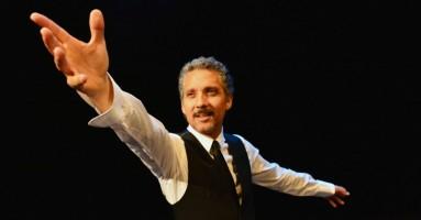 Teatro Manzoni, MILANO - Giuseppe Fiorello in PENSO CHE UN SOGNO COSÌ... dal 13 al 30 novembre