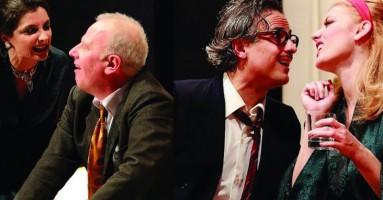 USCIRO' DALLA TUA VITA IN TAXI - regia Pino Ammendola