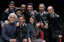 MINCHIA SIGNOR TENENTE - regia Nicola Pistoia