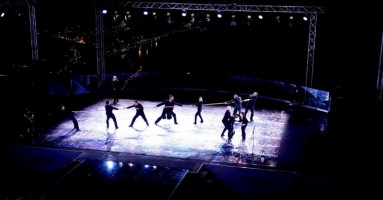 BEFORE BREAK - ideazione e coreografia Michela Lucenti