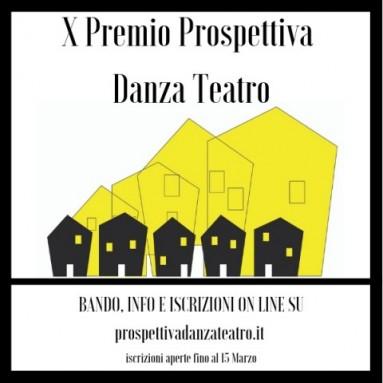 PADOVA - PREMIO PROSPETTIVA DANZA TEATRO 2019 X EDIZIONE: Termine per l'iscrizione il 15 marzo 2019