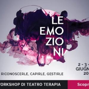 MILANO: Workshop Teatro Terapia 2-3-4 giugno 2017