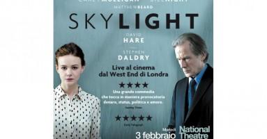 Live al cinema dal West End di Londra. Il regista Stephen Daldry dirige Bill Nighy e Carey Mulligan in SKYLIGHT - 3 Febbraio