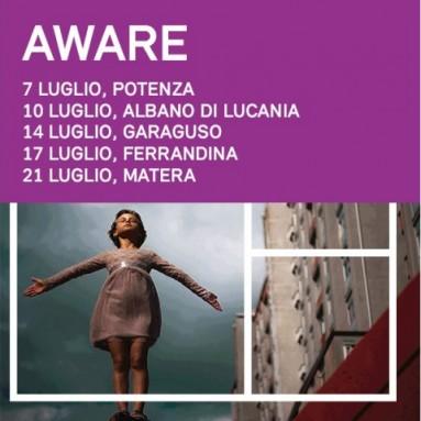 """MATERA CAPITALE EUROPEA DELLA CULTURA 2019 - """"AWARE - La Nave degli Incanti"""", regia Mimmo Conte dal 7 al 21 luglio"""