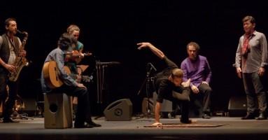 BIENNALE DANZA, VENEZIA 2018 - ISRAEL GALVÁN - col suo FLA.CO.MEN,  incanta il pubblico della Biennale Danza. - di Mario Mattia Giorgetti