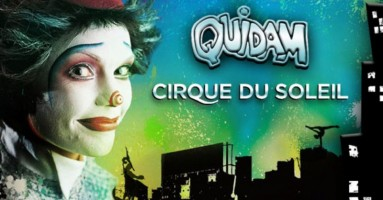 """QUIDAM"" Cirque du Soleil - Mandela Forum, Firenze, dal 5 al 9 novembre 2014.-di Sara Bonci"