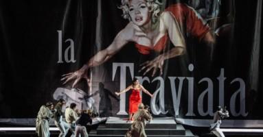 """FESTIVAL CARACALLA 2018 - """"LA TRAVIATA"""", regia Lorenzo Mariani. - di Pierluigi Pietricola"""