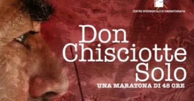 Bruno Crucitti racconta e rivive le avventure di Don Chisciotte
