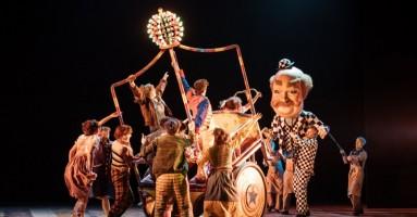 (LONDRA) Pinocchio, regia di John Tiffany. -a cura di Beatrice Tavecchio