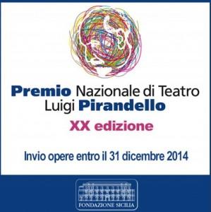 Ventesima Edizione Del Premio Nazionale Di Teatro Luigi Pirandello
