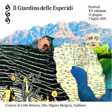 IL GIARDINO DELLE ESPERIDI FESTIVAL - XV Edizione. 21 giugno - 7 luglio 2019