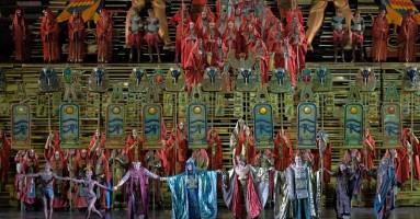 "96° ARENA DI VERONA OPERA FESTIVAL - ""AIDA"", regia Franco Zeffirelli. - di Federica Fanizza"