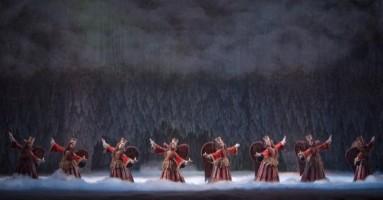 SCHIACCIANOCI (LO) - coreografia Peter Wright