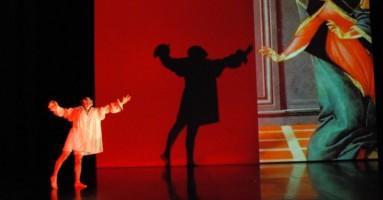 Marie-Louise - ideazione e coreografia Florence Caillon