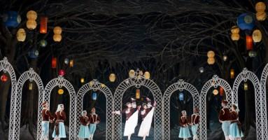 LES PATINEURS/WINTER DREAMS/THE CONCERT - coreografie Frederick Ashton/Kenneth MacMillan/Jerome Robbins
