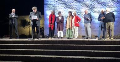 La Sesta Edizione del ORIZZONTI VERTICALI, SAN GIMIGNANO - Attori di chiara fama in memoria del regista Roberto Guicciardini. - di Mario Mattia Giorgetti