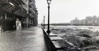"""Al via """"Oltre gli argini"""", evento per non dimenticare l'Alluvione di Firenze del 1966"""