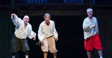 OPERE COMPLETE DI SHAKESPEARE IN 90 MINUTI (LE) - regia Fabrizio Checcacci, Roberto Andrioli, Lorenzo Degl'Innocenti