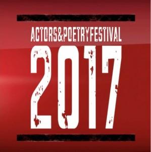 GENOVA: Actors&PoetryFestival 6th Edition dal 3 al 10 luglio 2017