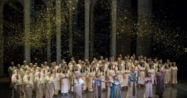 Il Metropolitan Opera di New York festeggia i 50 anni con un Gala di stelle