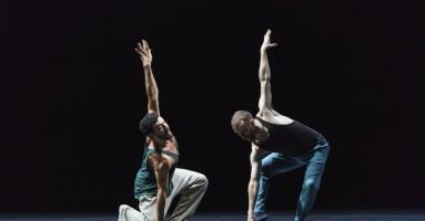 A QUIET EVENING OF DANCE - coreografia William Forsythe