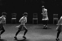 ROSAS DANST ROSAS - coreografia Anne Teresa De Keersmaeker