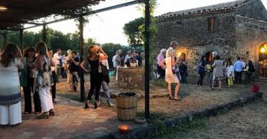 IV° Edizione SCIARANUOVA FESTIVAL - TEATRO IN VIGNA. - di Mario Mattia Giorgetti