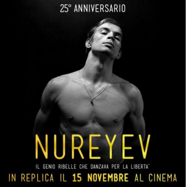 """""""NUREYEV"""" Il genio ribelle che danzava per la libertà - IN REPLICA NAZIONALE Giovedì 15 Novembre 2018 in esclusiva al cinema!"""