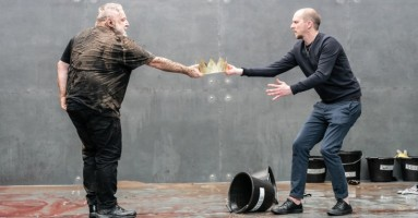 "(LONDRA). ""The Tragedy of King Richard the Second"", regia Joe Hill-Gibbins - Shakespeare o non Shakespeare?. -di Beatrice Tavecchio"
